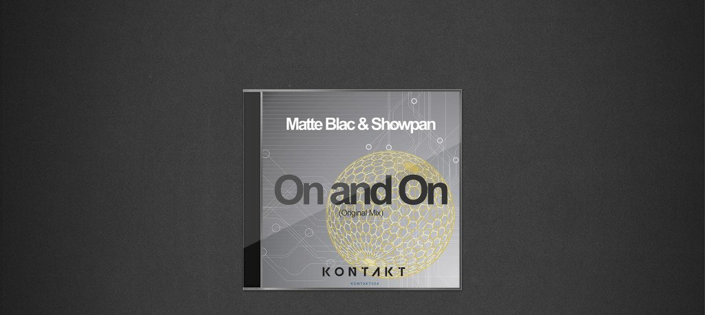Matte Blac & Showpan - On and On (Original Mix)