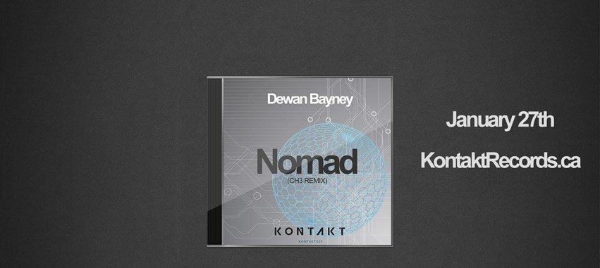 Dewan Bayney - Nomad (CH3 Remix)
