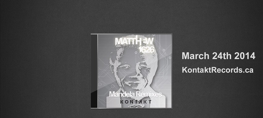 Matthew1626 -Mandela Remixes